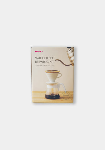 Hario V60 Simply Coffee Brewing Kit