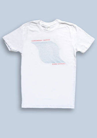 Ceremony Mass Appeal T-Shirt (White)