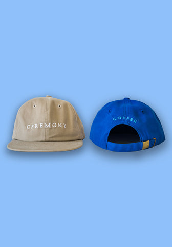 Ceremony 6-Panel Embroidered Cap