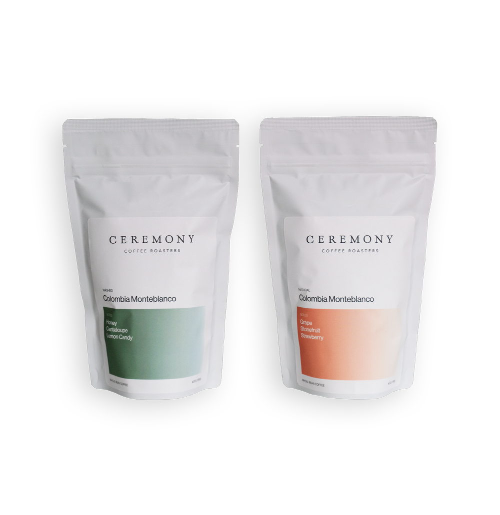 Ceremony Coffee Process Box Set