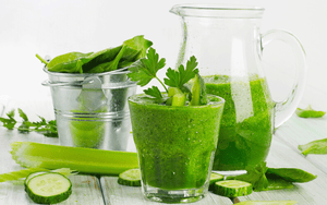 green energy booster recipe