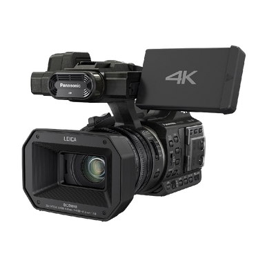 Panasonic HC X1000 4K 60p 50p Camcorder with High Powered 20x Optical Zoom and Professional Functions