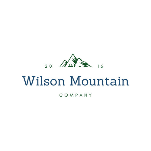 Wilson Mountain Logo