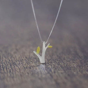 Tree Branches Necklace