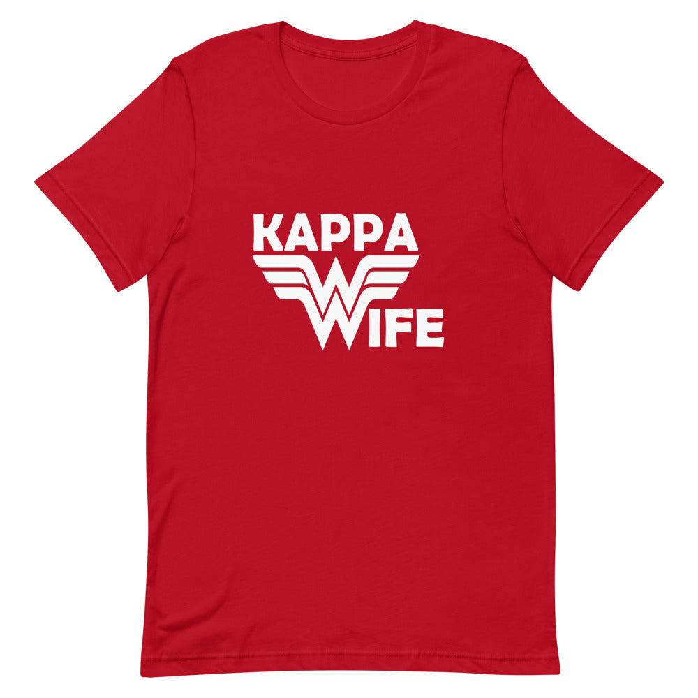 Kappa Wife Custom Short-Sleeve T-Shirt