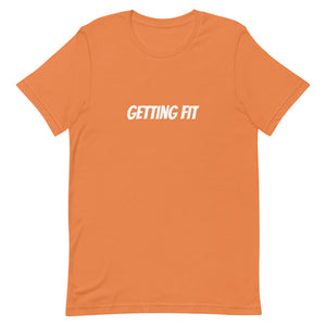 Getting Fit Short-Sleeve  T-Shirt