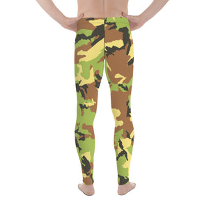Camo Men's Leggings