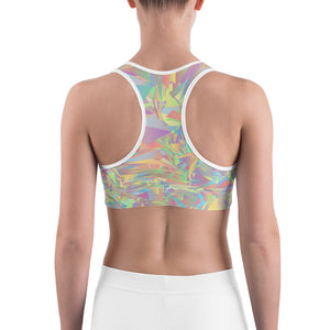 Fruity Pebbles Sports Bra