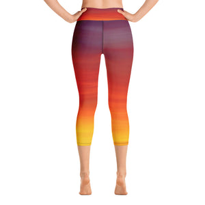 Jelly Bean Capri Leggings
