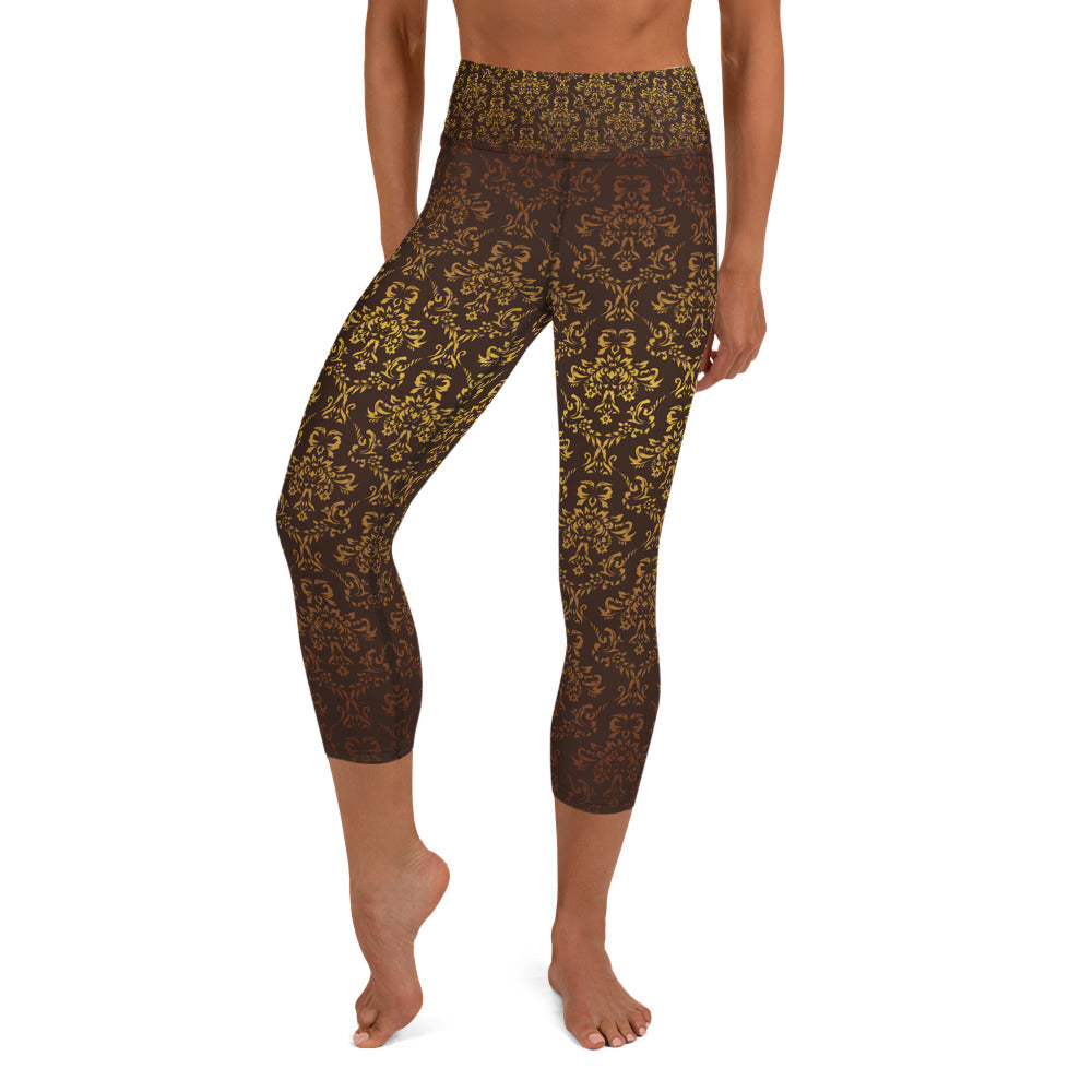 Acapulco Gold Capri Leggings