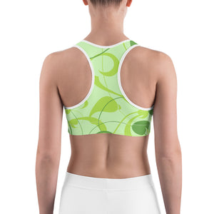 Green Dragon Sports Bra