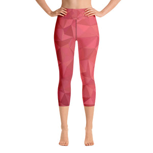 Cherry Pie Capri Leggings