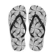 Black Magic Flip-Flops