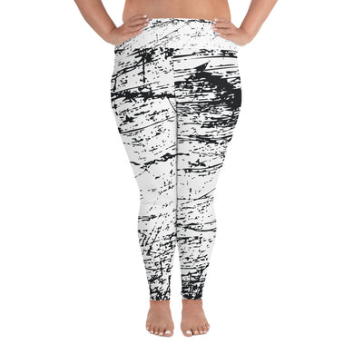 White Widow Leggings