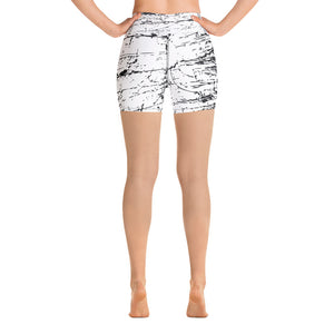 White Widow Shorts