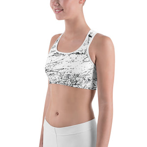 White Widow Sports Bra