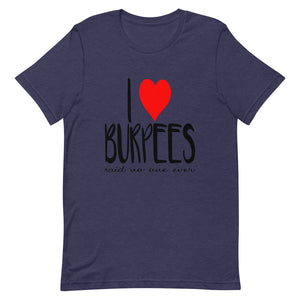 I Love Burpees Short-Sleeve T-Shirt