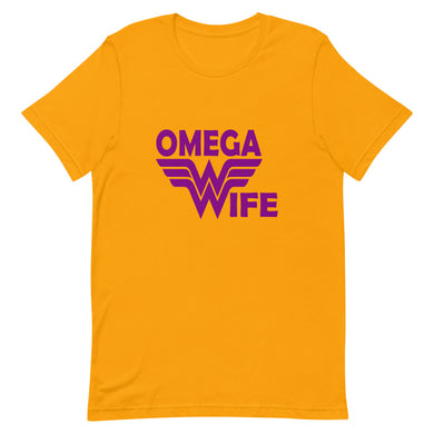 Omega Wife Custom Short-Sleeve T-Shirt