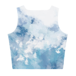 Blue Dream Crop Top