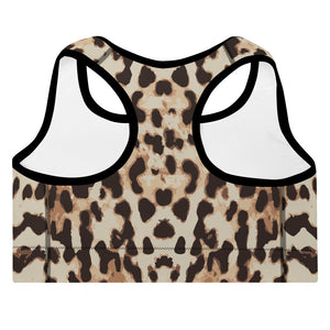 Animal Crackers Padded Sports Bra