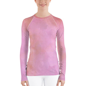 Rose Rash Guard