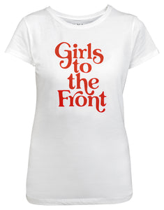 Girls to the Front Youth Graphic Tee