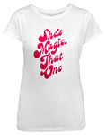 She's Magic, That One Youth Graphic Tee - White