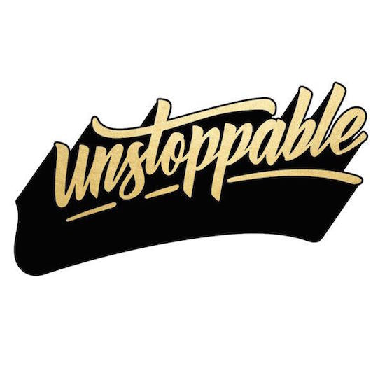 Unstoppable - Enamel Pin
