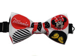 Minnie Mouse Bow Tie