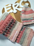 Extra Long Scarf & Hat Set