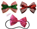 Double Ribbon Bows