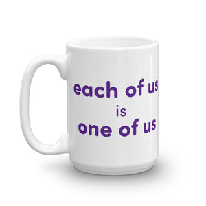 Each of us - mug