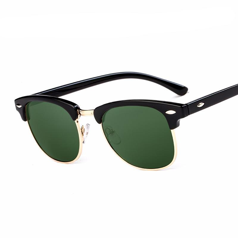 Polarized Leopard Sunglasses