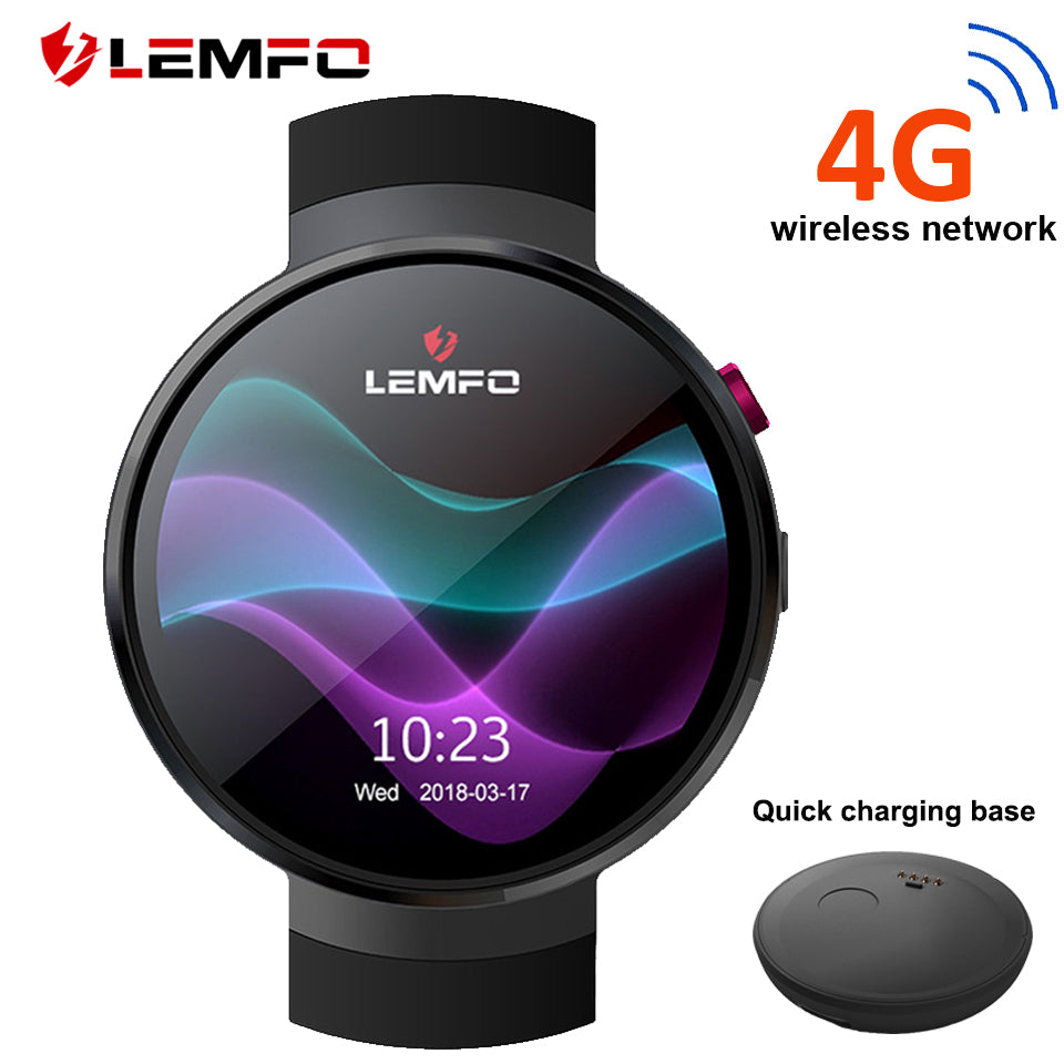 Techspeed 4G Smartwatch