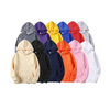 Single Color Pullover Hoodies
