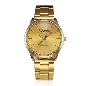 Dripped in Gold Watch