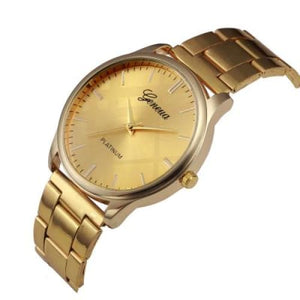 Dripped in Gold Watch - Gold watch