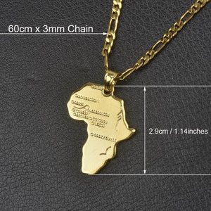 Free Africa Chain - 60cm x 3mm Chain 2