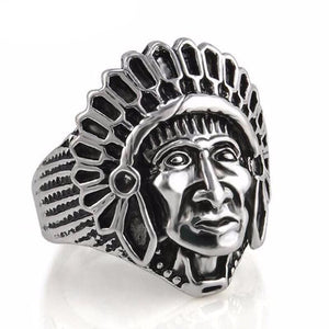Free Chief Indian Ring