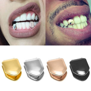 Free Gold Tooth Cap