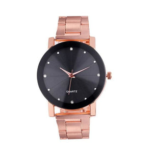 Free Multi-Colour Quartz Watch - Pink