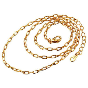 Free Multi Style Link Chains - big o chain golden