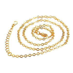 Free Multi Style Link Chains - o chain golden