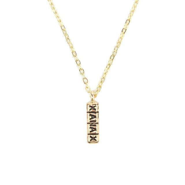 Free Xan Chain - Gold