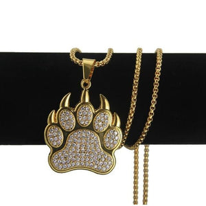 Grizzly Paw Chain
