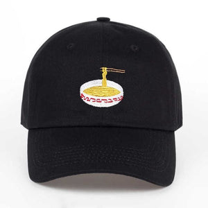 Noodle Hat - Black