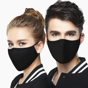 Cotton Mask With PM 2.5 Filter