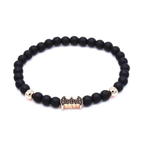 Royal Bracelets - Batman Rose Gold