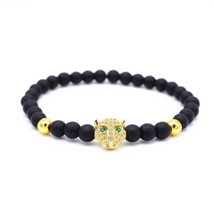 Royal Bracelets - Leopard Gold