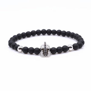 Royal Bracelets - Warrior Silver